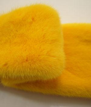 Норка желтая