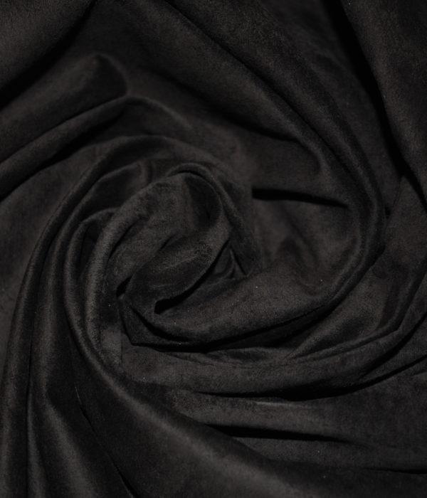 Свинина замша темно коричневая