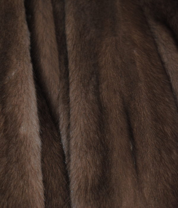 Норка коричневая самец