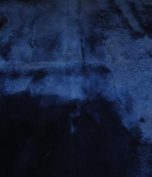 Кролик Рекс темно синий