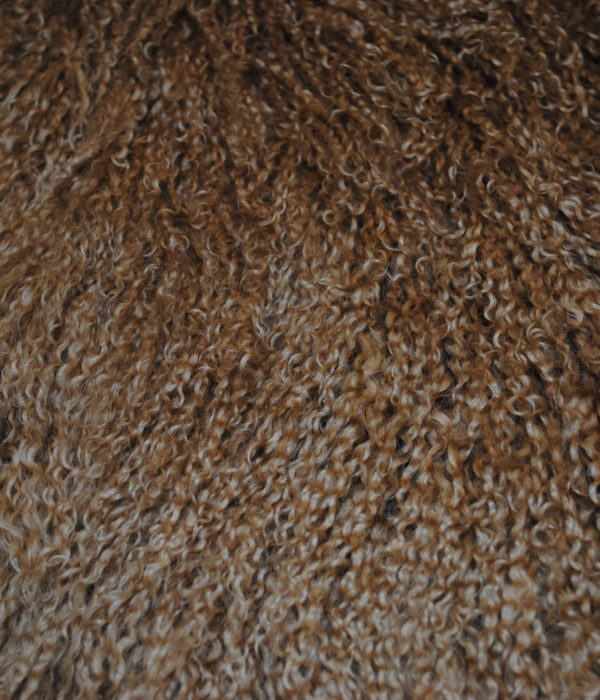 Лама коричневая