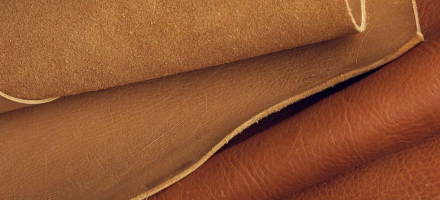 Какую кожу используют для производства галантереи