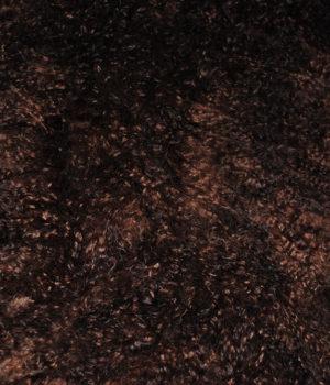 Лама коричневая тонированная