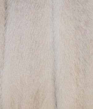 Норка белая