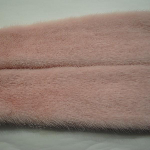 Норка розовая